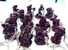 12x LOT Chinese Zodiac Animal Lucky Wealth Fortune KEY CHAIN  Dragon Rooster ALL