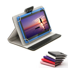 "8GB iRulu eXpro x1a 7"" Tablet PC Android 4.4 Kitkat Quad Core Blue w/ Cases"