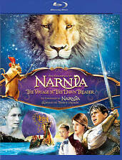 The Chronicles of Narnia: The Voyage of the Dawn Treader (Blu-ray/DVD, 2011,...