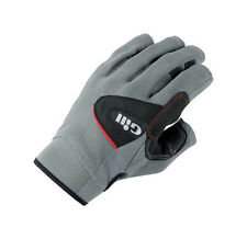 NIP New in Package GILL Marine 7041 SHORT Fingered DECKHAND Sailing Gloves BOAT
