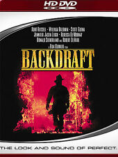 Backdraft (HD-DVD, 2006) NEW Please READ Entire Listing! NOT A DVD!