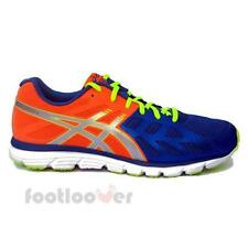 Shuhe Asics Gel Zaraca 3 T4D3N 4293 Herren running Blue Orange Neon nylon mesh