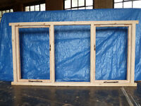 Wooden Timber Stormproof Casement Window - Made to Measure - High Quality