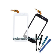 New Touch Screen Digitizer Glass Lens For WIKO Cink Peax 1 Peax 2 IQ443+ Tools
