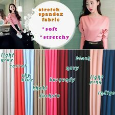 Stunning Stretch spandex Fabric, knitted fabric,Jersey Fabric, Skirt fabric, BTY