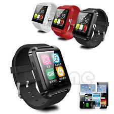 New Phone Mate Authorized U8 Bluetooth Smart Wrist Watch For Android Samsung HTC