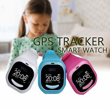 UPro P5 WIFI GPS Tracker Kids Smart Watch SIM SOS Calling APP For iPhone Samsung
