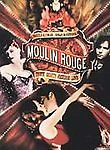 MOULIN ROUGE DVD 2 Disk Set Nicole Kidman, Ewan McGregor