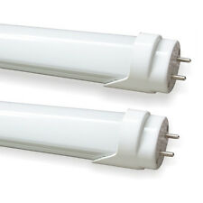 LED TUBE LIGHTS DAY / WARM WHITE FLUORESCENT REPLACEMENTS OFFICE GARAGE LIGHTING