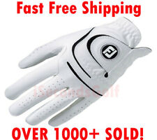 GOLF FOOTJOY WEATHERSOF Premium Cabretta Leather Left GLOVES 4 Right Handed Mens