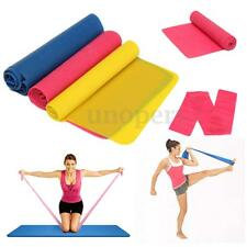 WOW! 3-Size Banda Resistenza in Lattice Elastica Per Fitness Yoga Palestra Gamba