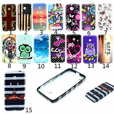Gel Silicone Soft Printed Silicone Rubber Gel Case Cover for Nokia Lumia 630 635