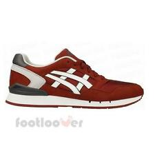 Schuhe Asics Gel Atlanis H5A0N 2501 Herren running Burgundy White Fashion Moda