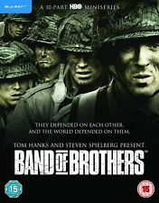 Band Of Brothers Complete Series Box Set Blu Ray 6 Disc Brand New and Sealed UK