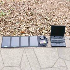 Solar Panel Charger Power Bank High Conversion Rate For Laptop  less dangerous
