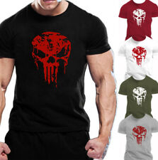 MENS MMA T-SHIRT GYM BODYBUILDING MOTIVATION TRAINING WORKOUT FIGHTING