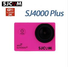 New SJCAM SJ4000 Plus 2K 170 degrees WiFi Car DVR Sports Action Camera HD DV