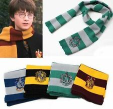 Gryffindor Slytherin Ravenclaw Hufflepuff House Harry Potter Scarf Shawl Wrap