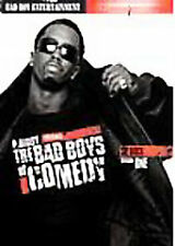 P Diddy Presents the Bad Boys Comedy: Season One  DVD Jason Andors, NEW SEALED