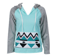 New Fashion Womens Casual Hooded Sweatshirt Pullover Hoodie Coat Outerwear Tops