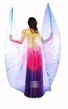 Professional isis wing belly dance (wings,bag)