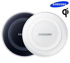 Genuine Samsung Galaxy S6 Edge Wireless Charger Pad Station Qi Plate Black White