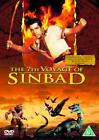THE SEVENTH 7th VOYAGE OF SINBAD DVD Brand New and Sealed Genuine UK Release