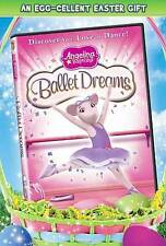 Angelina Ballerina: Ballet Dreams (DVD, 2012) - B0929