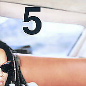 5 by Lenny Kravitz (CD, May-1998, Virgin) VG+