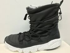 NIKE FOOTSCAPE ROUTE SNKRBT SNEAKERBOOT BOOT BLACK SP SZS 8-13 magista woven