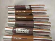 """Clinique chubby stick shadow tint for eyes """"choose"""" full size NEW"""