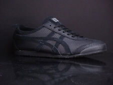 D5L4L 9090 NEW Asics Onitsuka Tiger Mexico 66 Black 'Snakeskin' Men's Shoes