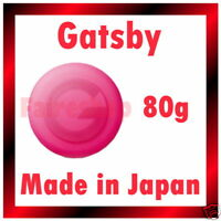 Gatsby Moving Rubber Spiky Edge Hair Wax Firm Hardest Strongest Resilient 80g