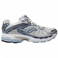 Saucony Women's ProGrid Ride 3 - White/Navy/Blue (10074-1)