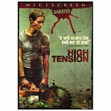 High Tension (DVD, Widescreen - Unrated)