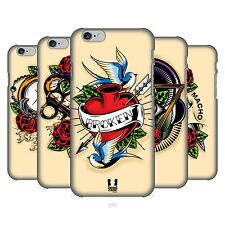 HEAD CASE DESIGNS OLD SCHOOL TATTOOS HARD BACK CASE FOR APPLE iPHONE PHONES