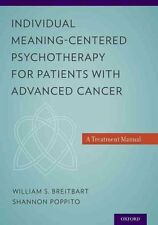Individual Meaning-Centered Psychotherapy for Patients with Advanced Cancer:...