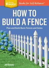 How to Build a Fence by Jeff Beneke (Paperback, 2015)