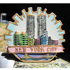 SOUVENIR The NEW YORK CITY USA 3D FRIDGE MAGNET