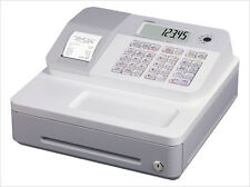 Casio SE-G1 Cash Register WHITE Till optional Till Rolls and Program seg1 se g1