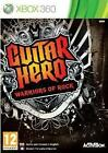 Guitar Hero 6 Warriors of Rock Game for Xbox 360 consoles NEW SEALED