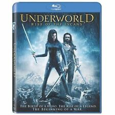 Underworld: Rise of the Lycans (Blu-ray Disc, 2009)