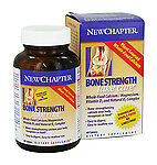 New Chapter Bone Strength Take Care 120 Tablets
