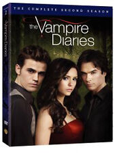 Vampire Diaries: Season 2 (DVD, 2011, 5-Disc Set) New Cut Barcode Region 1 Not r