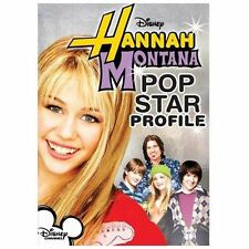 Hannah Montana: Pop Star Profile (DVD, 2007) NEW with FREE SHIPPING
