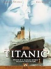 TITANIC  DVD Widescreen Collection  DiCaprio/Winslet BRAND NEW  FACTORY SEALED