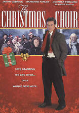 The Christmas Choir in slipcover NEW Christmas DVD Buy 3 DVDS-Get $5 OFF