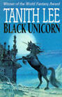 Fine Paperback Black Unicorn, Lee, Tanith