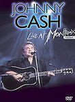 Johnny Cash - Live at Montreux (DVD, 2005) Brand New