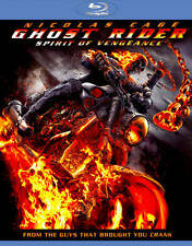 Ghost Rider: Spirit of Vengeance (Blu-ray Disc only  no case or artwork )